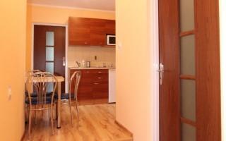 Apartament nr 1 - aneks kuchenny