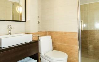 Apartament nr 3 - łazienka