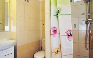 Apartament nr 2 - łazienka