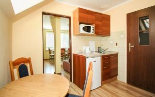 Apartament nr 3 - aneks kuchenny