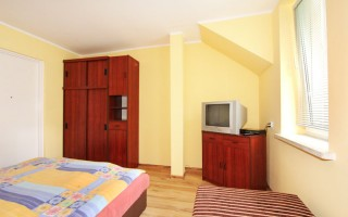 Apartament nr 3 - sypialnia