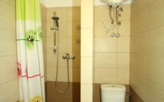 Studio nr 1 - łazienka