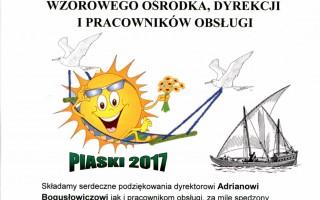 Grupa dzieci z Głogowa Wielkopolskiego