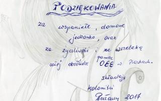Koloniści z Puław, organizator Biuro ABA i fundacja Bądź Między Nami