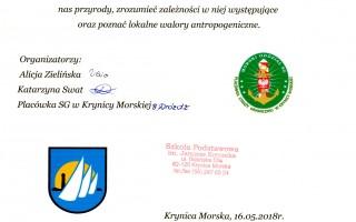 Szkoła Podstawowa im. J.Korczaka w Krynicy Morskiej