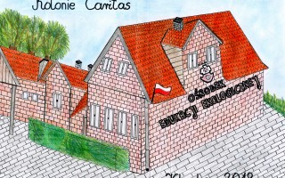 koloniści z Caritas 2018